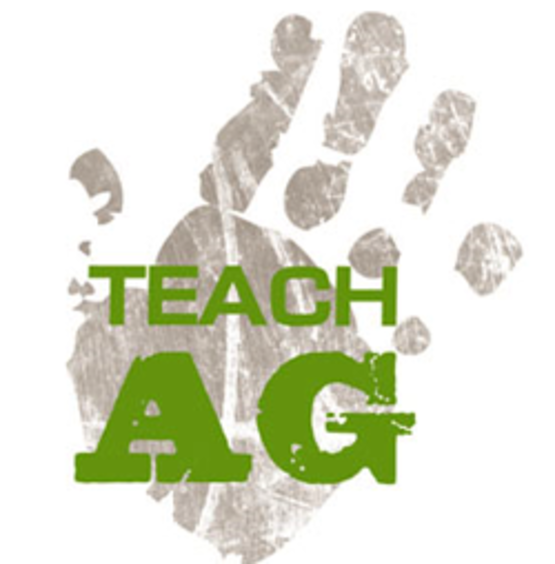 Teach Ag logo from http://www.naae.org/