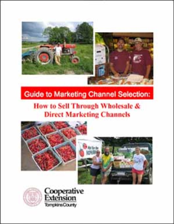 Cover of the Guide to Marketing Channels, by Matt LeRoux