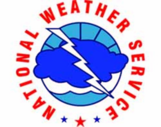 National Weather Service logo with more white space on each side (250wide)