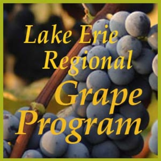 Logo for Lake Erie Regional Grape Program