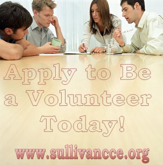 Apply to Be a Volunteer