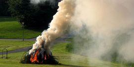 Open burning denmark