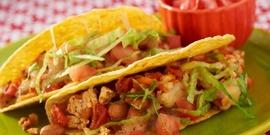 Cm turkey tacos