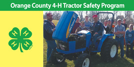 Tractor safety program