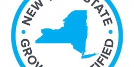 NY Grown & Certified logo