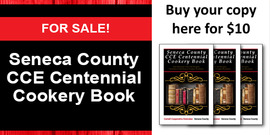 Seneca County CCE Cookery Book