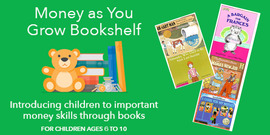 Money As You Grow Bookshelf