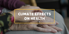 climate change effects on health
