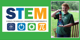 STEM camp Banner ad