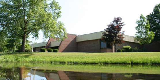 Katharine Jackson Carnahan Center located at the Jamestown Community College Jamestown campus