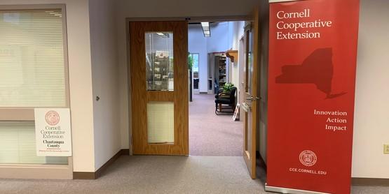 CCE entrance at JCC