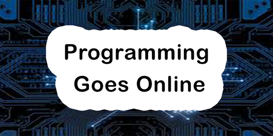 Programming Goes Online