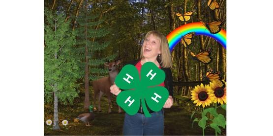 Mrs. Curren's 4H Happy Place