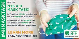 mask task banner