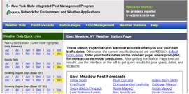 emf weather station