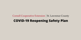COVID-19 Reopening Safety Plan