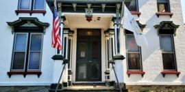 CCE Oswego Front Doors