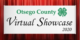 Otsego County 4-H Virtual Showcase