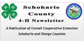 Schoharie County 4-H Logo
