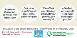 food waste facts