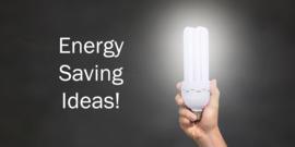 light bulb, idea, energy saving ideas