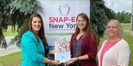SNAP-Ed fruit & veggies prescription program