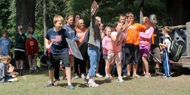 Camp owahta 2013
