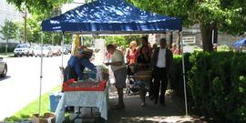 DeWitt Farmers' Market, Ithaca NY