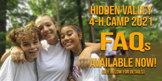 Hidden Valley FAQ Image