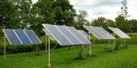 Rowland solar panels