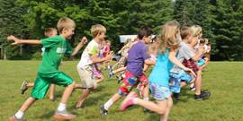 Track and Field at 4-H Camp Owahta