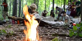 camp photo Primitive Pursuits