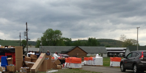 Chemung County  Household Hazardous Waste Collection