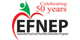EFNEP 50th logo