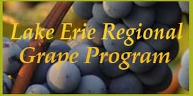 horizontal logo for Lake Erie Regional Grape Program