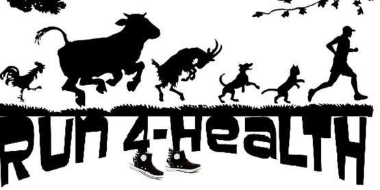 Logo run 4 health