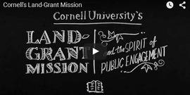 Land grant mission