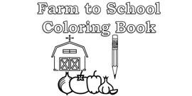 farm to school coloring book