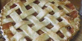 Apple pie.