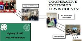 CCE Lewis 2020 Annual Report