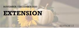 November-December 2020 Newsletter
