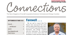CCE Newsletter Connections September/October 2021