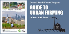 Cornell Small Farms Program, Guide to Urban Farming in NY State