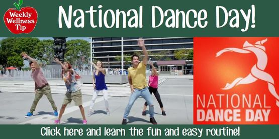 Dance day tip