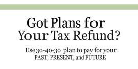 Tax refund resource america sa