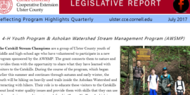 Leg report july 2017