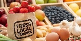 Fres local produce fm