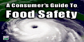 Food safety guide storms   hurricanes