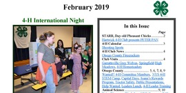 Power of YOUth Newsletter February 2019