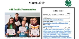Power of YOUth Newsletter March 2019